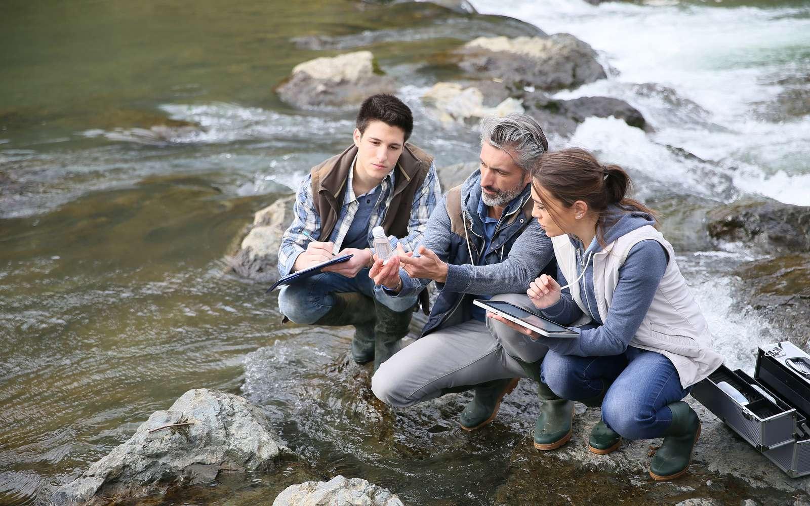 ispitivanje kvaliteta vode
